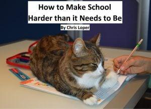 Make school harder title pic