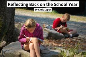 reflecting title image