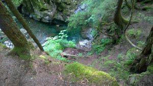 Franklin Falls Side Trail