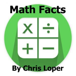 math facts title